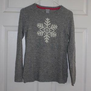Girls Cashmere Sweater